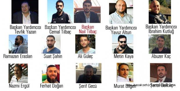 Başakşehir Kartalspor un Yönetimi Yenilendi